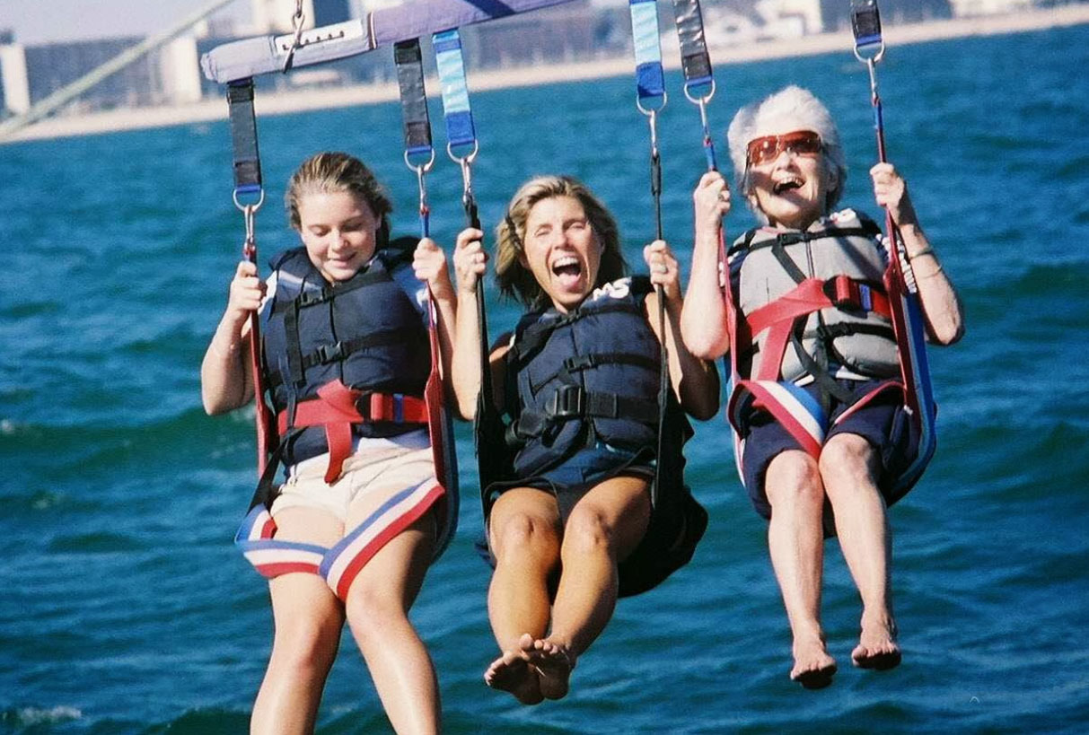 Adventure Parasail Virginia Beach