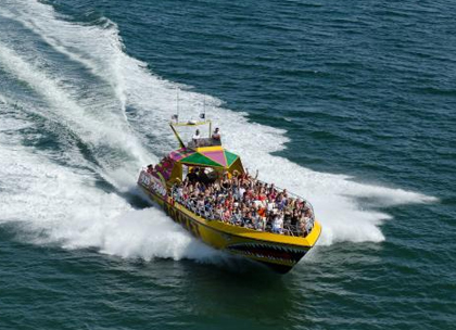 virgina cruise attraction
